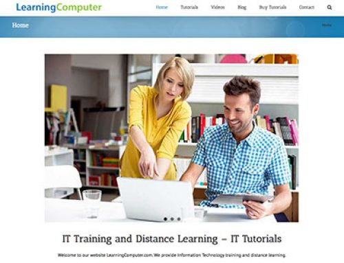 LearningComputer.com, Plano, TX – Case Study
