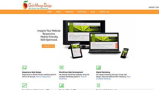 responsive web design Dallas texas
