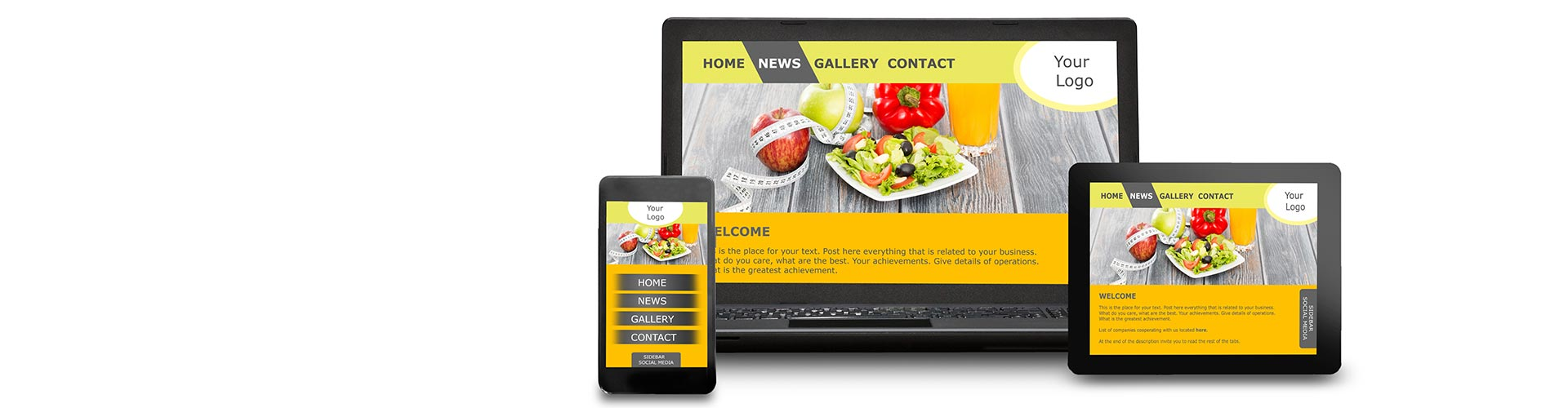 responsive web design plano