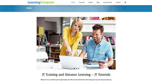 Plano Web Design - LearningComputer
