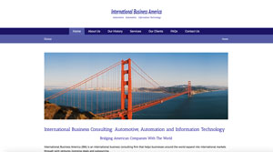 New Website Design- IBAworld