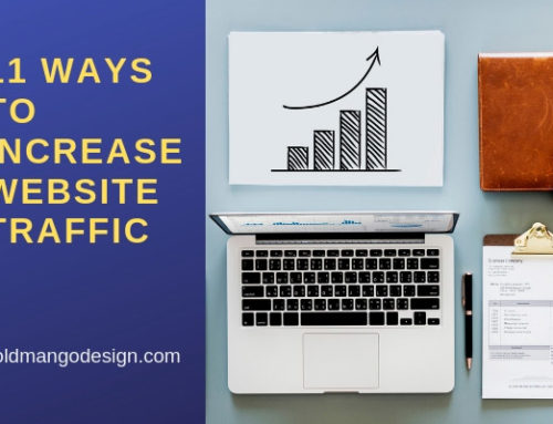 11 Ways to Increase Traffic to Your Website