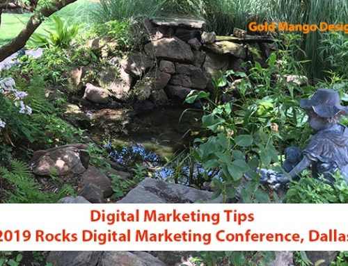 Digital Marketing Tips from 2019 Rocks Digital Marketing Conference in Dallas
