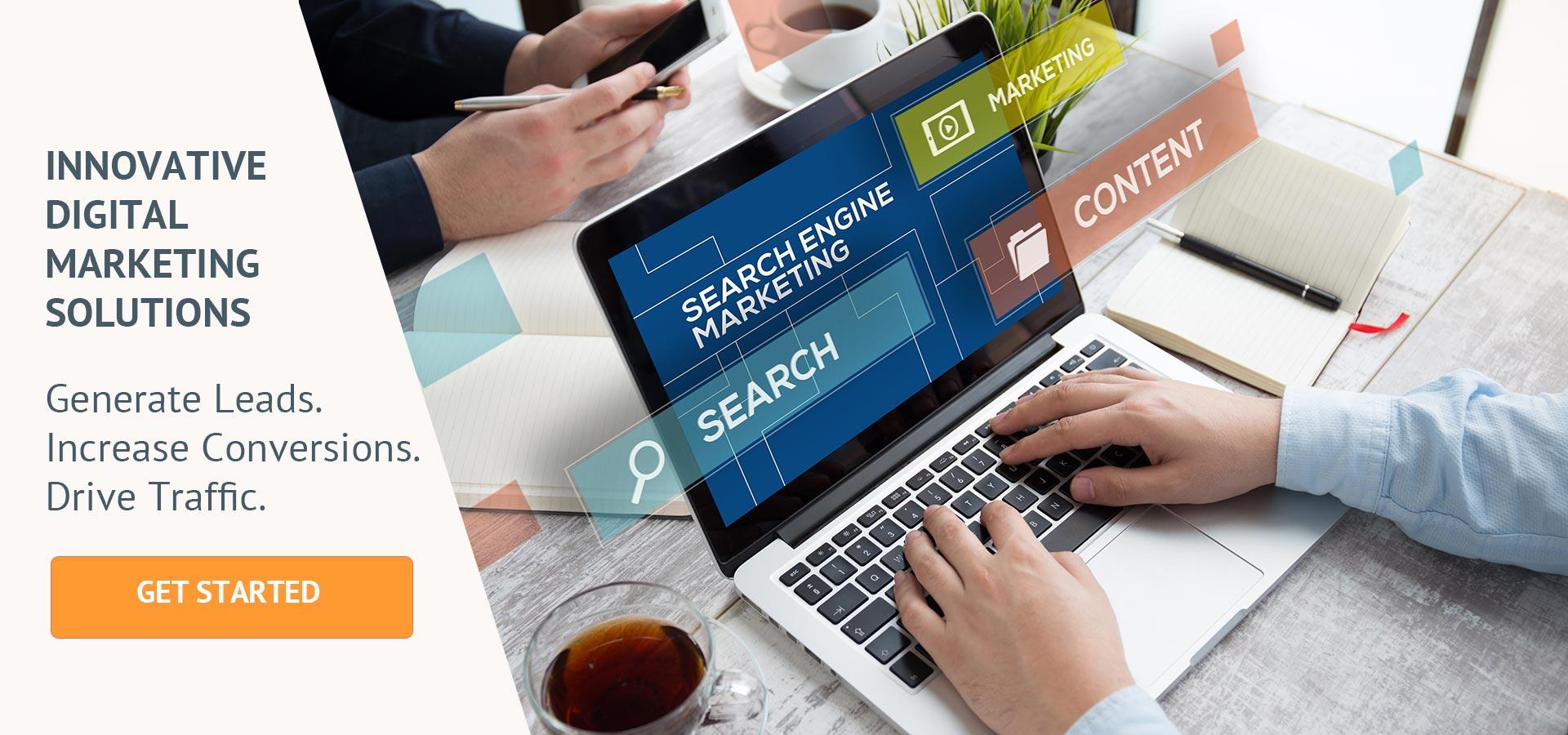 Digital Marketing and Web Design, Plano, TX