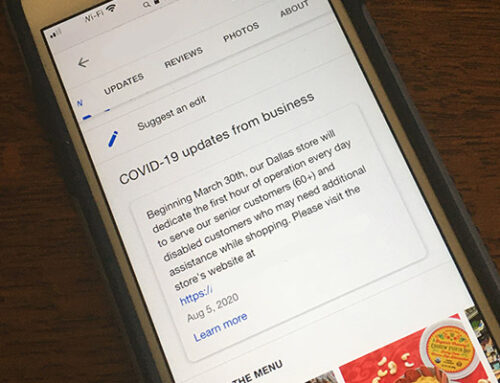 New Google My Business Features For Businesses Affected by Covid-19