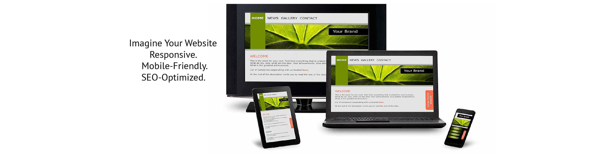 Responsive Web Design Plano TX