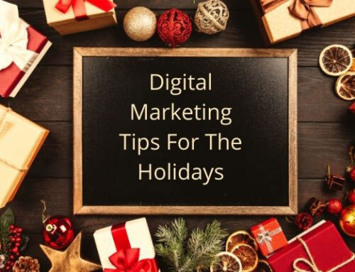 7 Digital Marketing Tips For The Holidays
