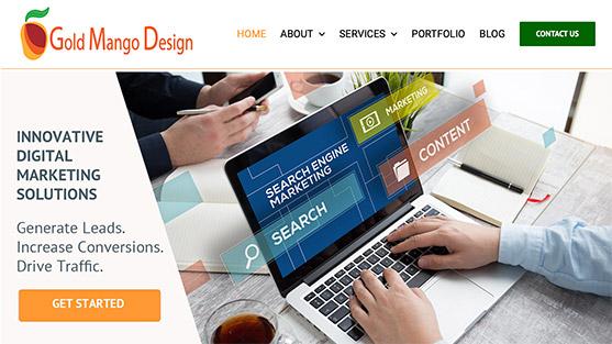 Plano responsive web design