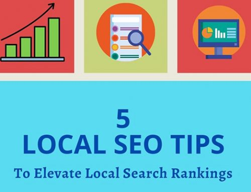 5 Local SEO Tips to Improve Local Search Rankings [Infographic]