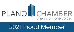 Plano Chamber Member Logo